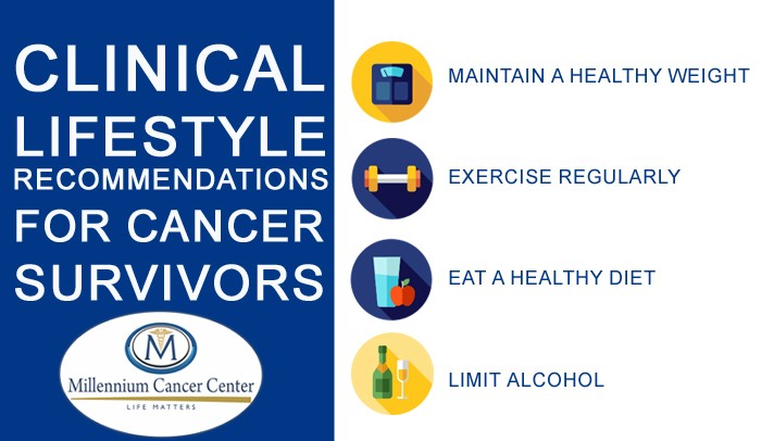 Clinical Lifestyle Recommendations for Cancer Survivors